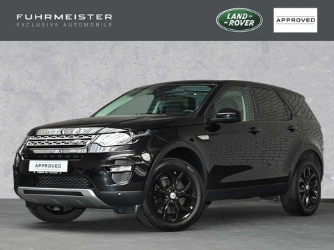 Land Rover Discovery Sport SD4 HSE | Toter-Winkel | |