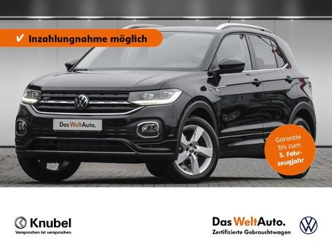 Volkswagen T-Cross 1.0 TSI Style R-Line Ext A