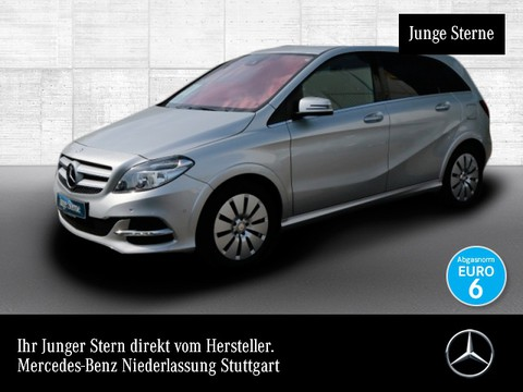 Mercedes B Electric Drive Style Rekup Bremsyst Laderaump