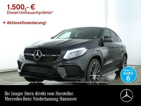 Mercedes GLE 43 AMG Cp AMG Line