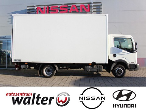 Nissan NT400 2.5 dCi - Pro Koffer Ladebordwand