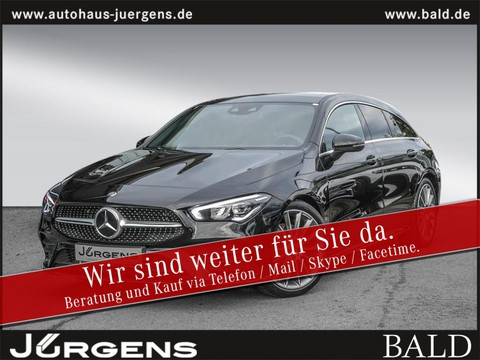 Mercedes-Benz CLA 200 SB AMG