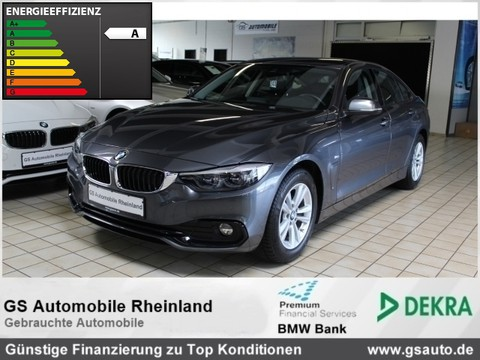BMW 420 Gran Coupe d SportL NaviPr