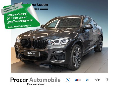 BMW X4 xDrive20d M Sport HiFi