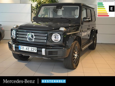Mercedes G 500 Station-Wagen lang