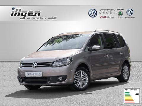 Volkswagen Touran 1.6 TDI CUP
