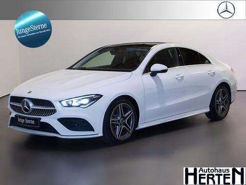Mercedes-Benz CLA 250 AMG Line Premium
