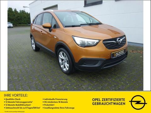 Opel Crossland X 1.2 S S Edition