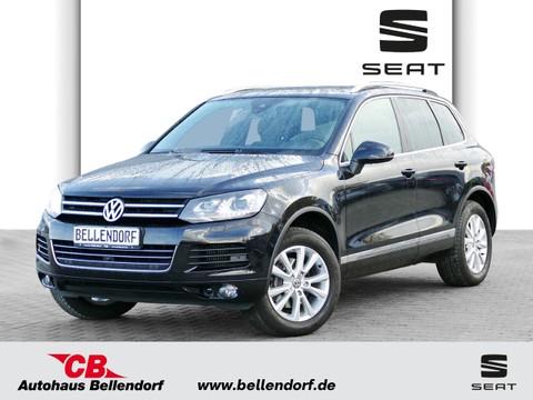 Volkswagen Touareg 3.0 V6 TDI El Panodach