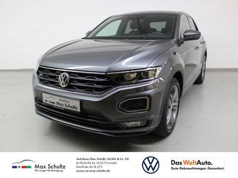 Volkswagen T-Roc 1.5 TSI Sport #R-LINE###ELKLAPPE#18ZO