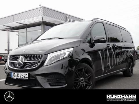 Mercedes-Benz V 300 d 4 Matic Avantgarde Edition extralang MBU