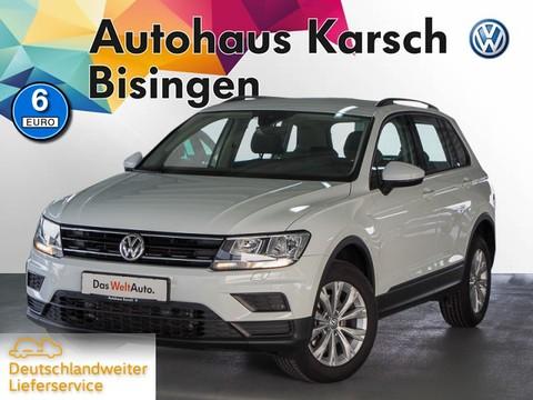 Volkswagen Tiguan 2.0 TDI Trendline 4-Mot