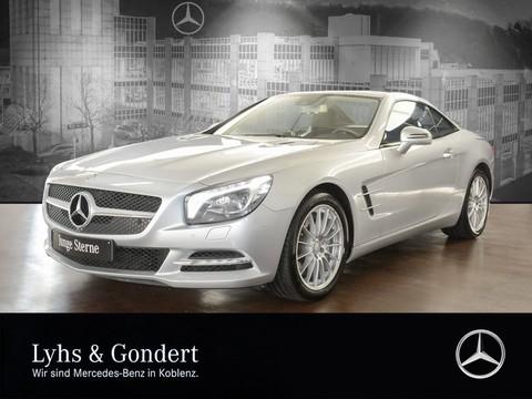 Mercedes-Benz SL 500 Sitzklima