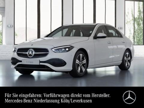 Mercedes-Benz C 200 Avantgarde Spurhalt