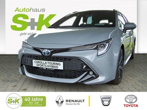 Toyota Corolla 2.0 -l-Hybrid Sports Club