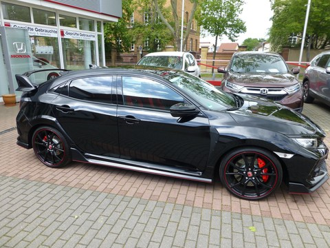 Honda Civic 2.0 i-VTEC Type R GT 6d