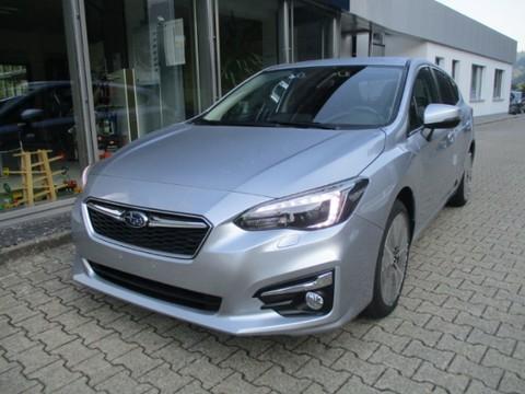 Subaru Impreza 2.0 i Lineartronic Comfort (G5)