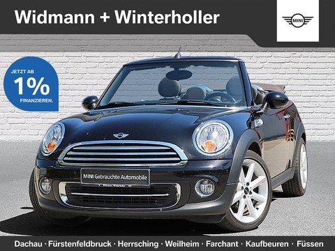 MINI Cooper Cabrio Highgate Chili