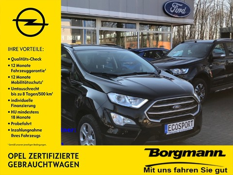 Ford EcoSport 1.0 Trend -