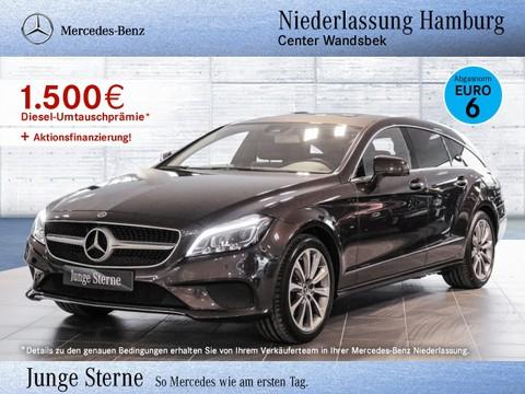 Mercedes CLS 250 SB d
