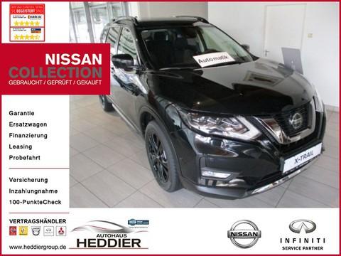 Nissan X-Trail 1.7 N-TEC dCi 4x2 Panoramaglasausstelldach ° vorne und hinten