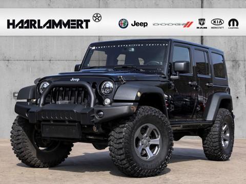 Jeep Wrangler 2.8 Unlimited Rubicon JK l UMBAU
