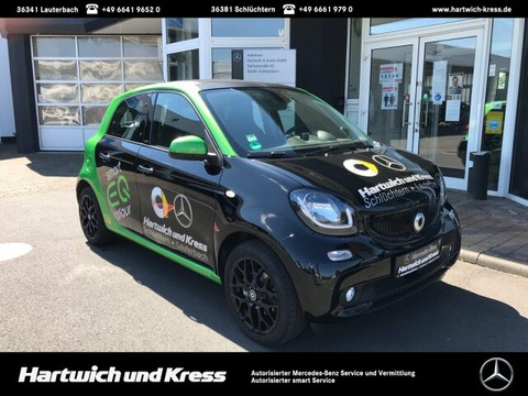 smart ForFour electric drive °°°°