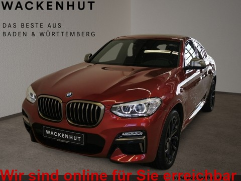 BMW X4 M40 d DRIV SPUR PARK
