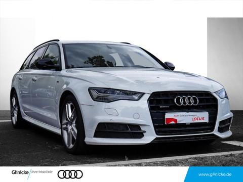 Audi A6 3.0 TDI Avant Black Edition S line