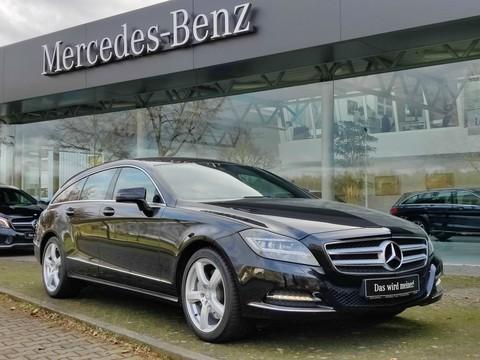 Mercedes-Benz CLS 350 SB Harmon&Kard    Sitzklima
