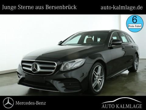 Mercedes-Benz E 350 dT AMG-Line Drive-Pilot Ka
