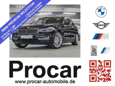 BMW 640 Gran Turismo GT xDrive A Luxury Line