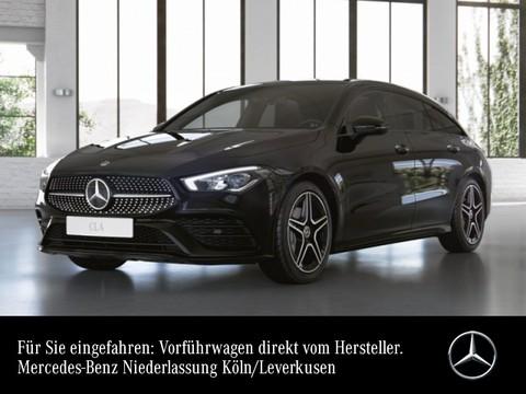 Mercedes-Benz CLA 200 d AMG Night Burmester