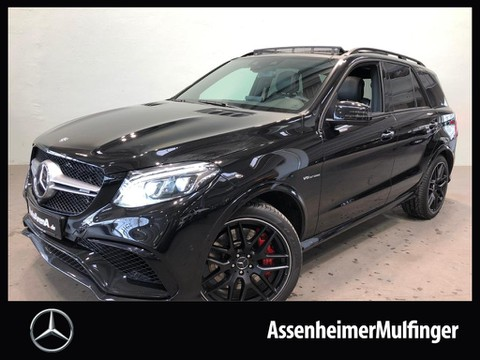Mercedes-Benz GLE 63 AMG S DriverŽs Package °