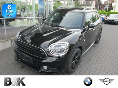 MINI Cooper D Country MAN Leasing 249 EUR