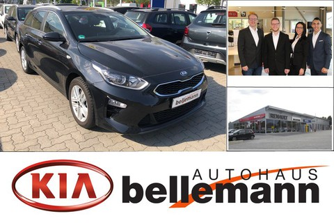 Kia cee'd 1.0 T-GDi Sportswagon 120 Edition 7 MY19 Apple