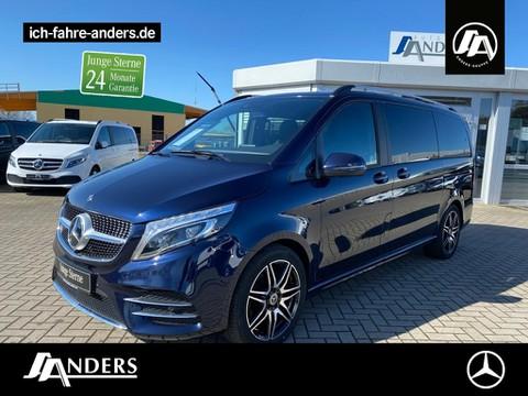 Mercedes-Benz V 300 2.5 d Edit L AMG AHKt