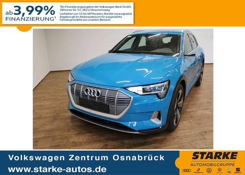 Audi e-tron 55 quattro Launch Edition