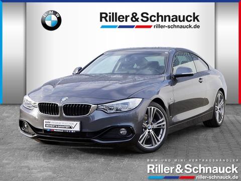 BMW 428 iA Coupe Sport Line