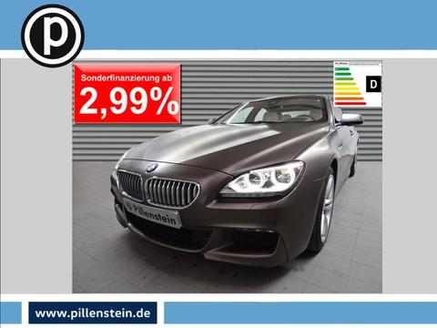 BMW 650 Gran Coupé M SPORT EDITION EINZELSTÜCK