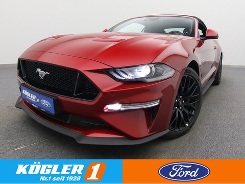 Ford Mustang GT Cabrio V8 450PS Premium-P II