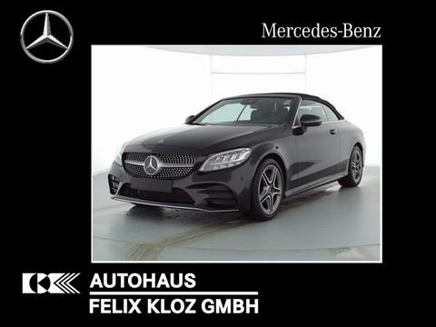 Mercedes-Benz C 180 Cabrio AMG Assistenz-Paket