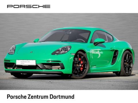 Porsche Cayman 4.0 718 GTS Sportfahrwerk 20mm
