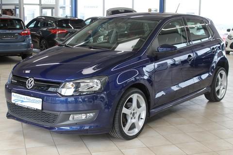 Volkswagen Polo 1.2 TDI Blue Motion
