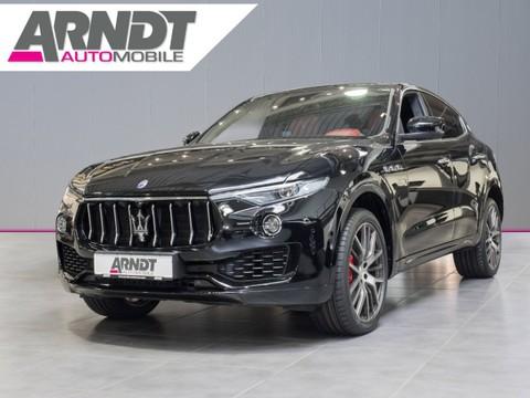 Maserati Levante S Luxus Paket Zegna Edition