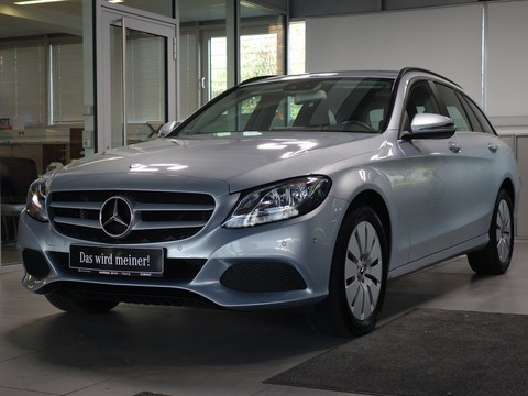 Mercedes-Benz C 200 T ||elek Sitze|||