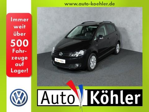 Volkswagen Golf Plus TDi Variabler Ladeboden