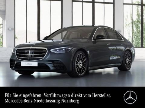 Mercedes-Benz S 350 d AMG Burmester 3D ° Airmat