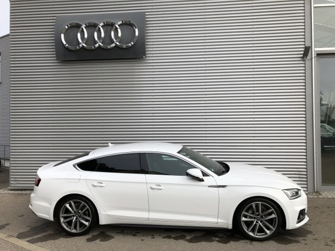 Audi A5 Sportback Sport 40 TDI S-line