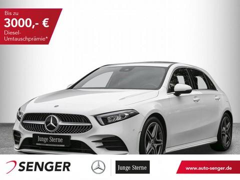 Mercedes-Benz A 200 AMG-Line Display digital